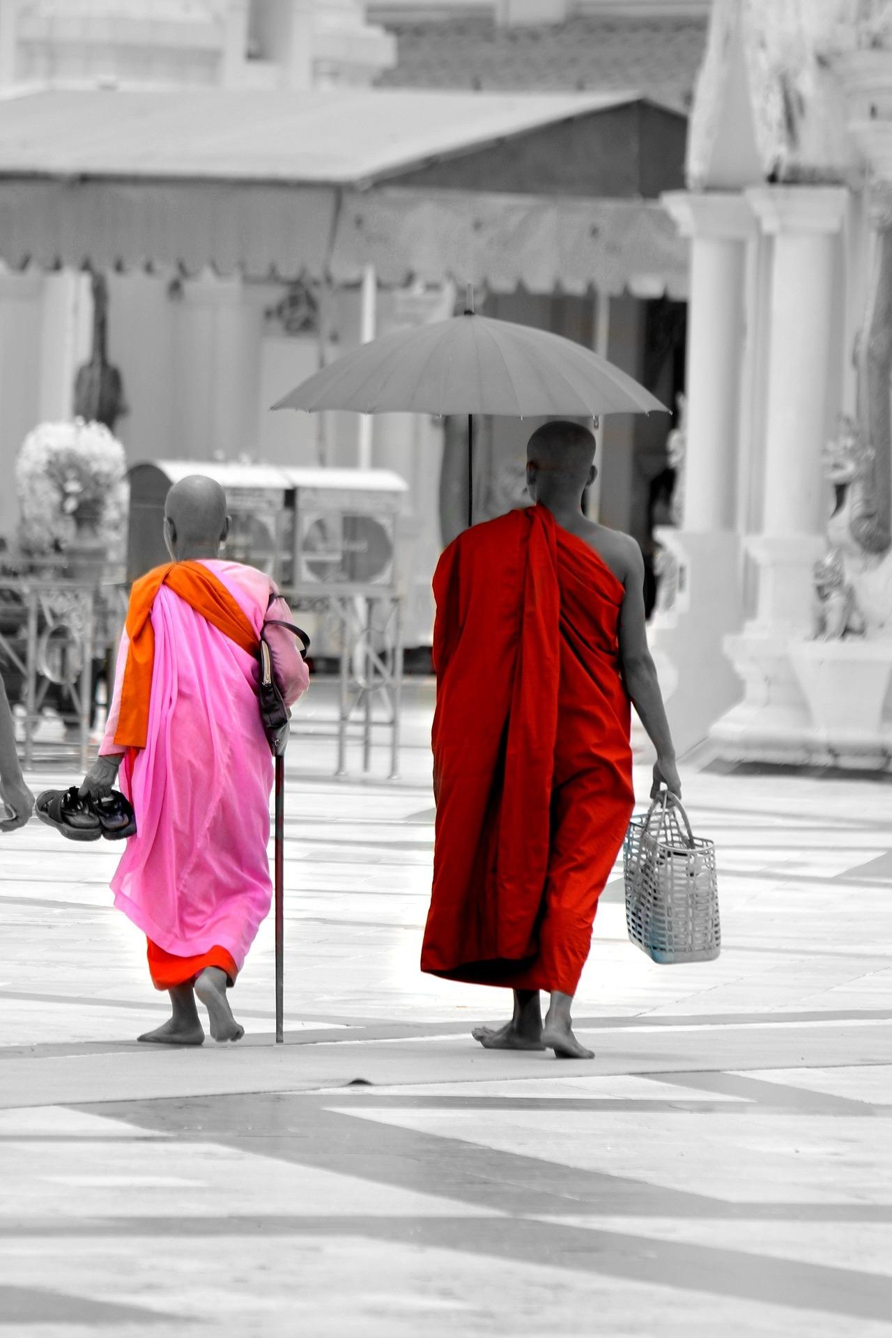 burma-private-tour-monk